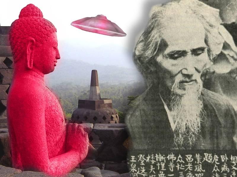 UFO-Sichtung 1884? Ein buddhistischer Meister sah vor 130 Jahren unbekannte Himmelserscheinungen - doch dabei blieb es nicht