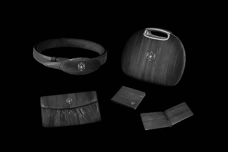 Fish Leather Luxury Customization By Mj