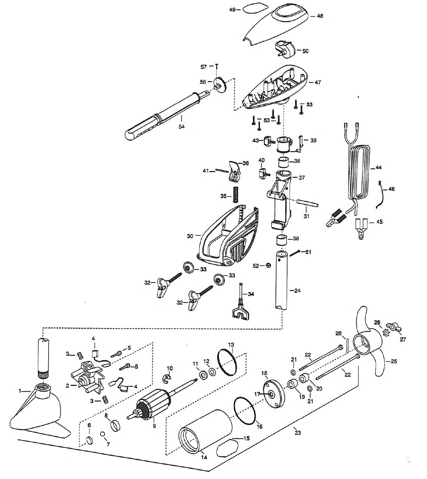 wiring up a jon boat
