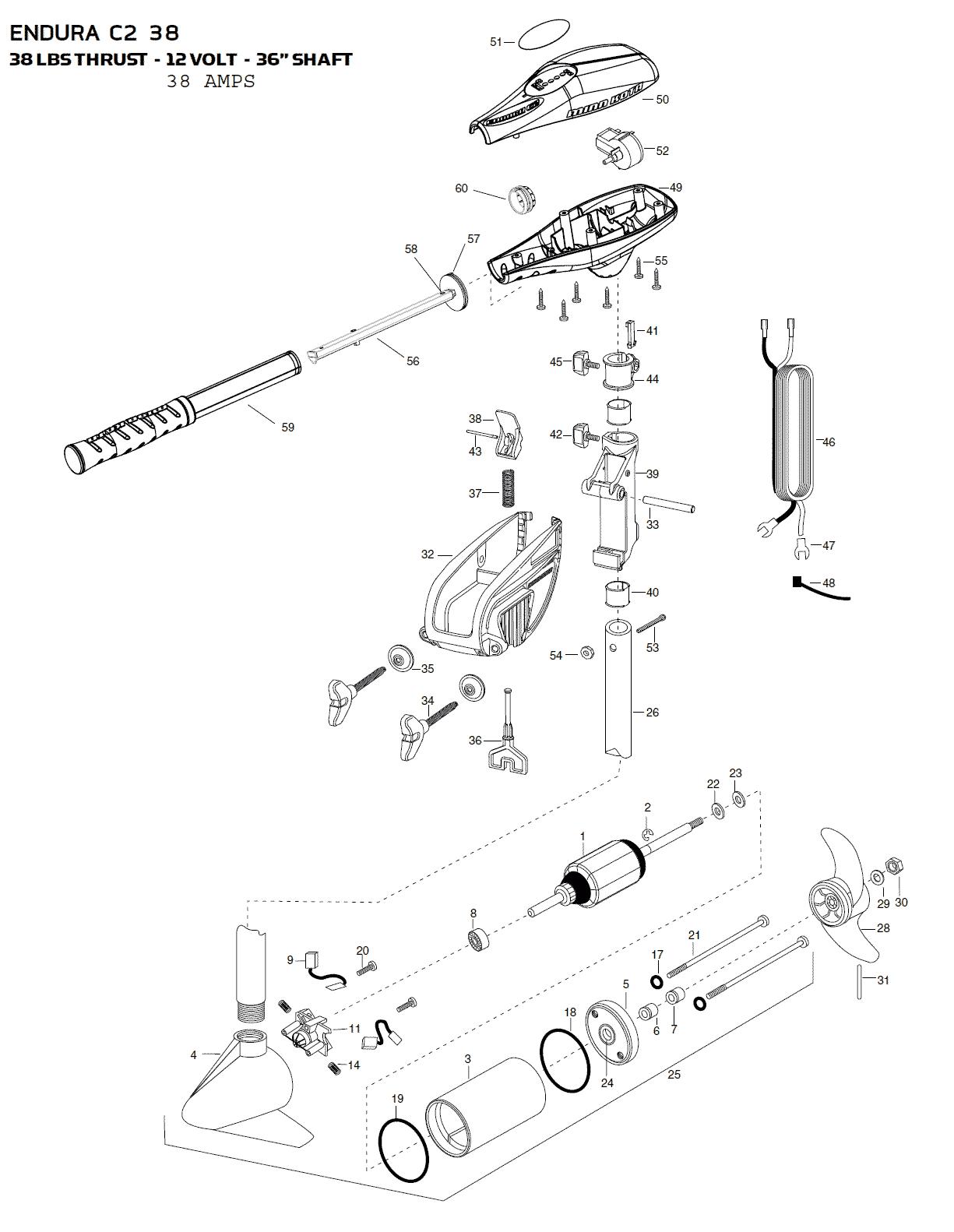 prop lights wiring diagram