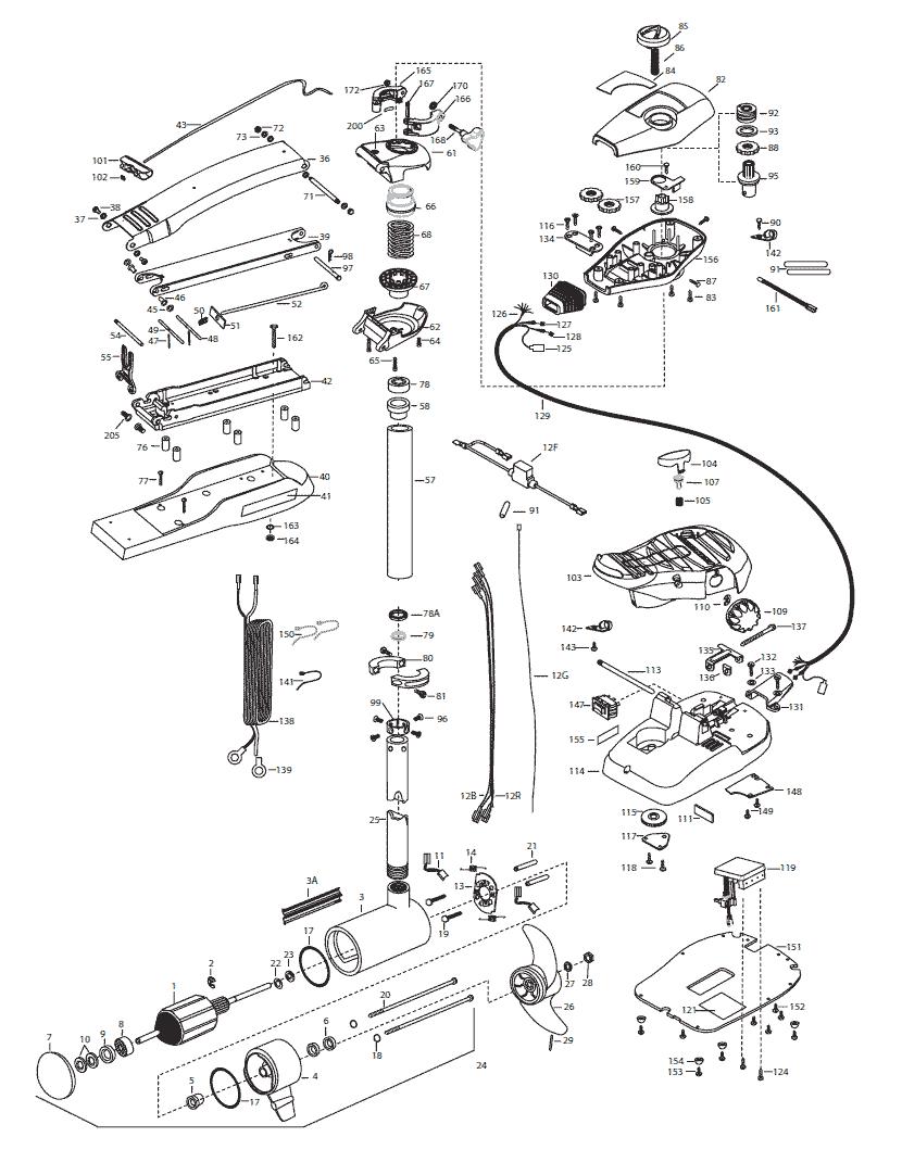 minn kota 12v wiring schematic