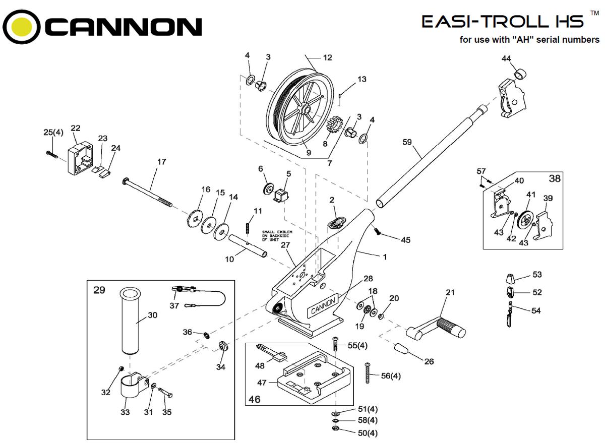 scotty downrigger wiring diagram scotty