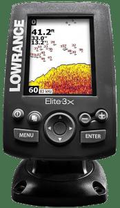 Lowrance Elite 3x Fish Finder, Best Fish Finder