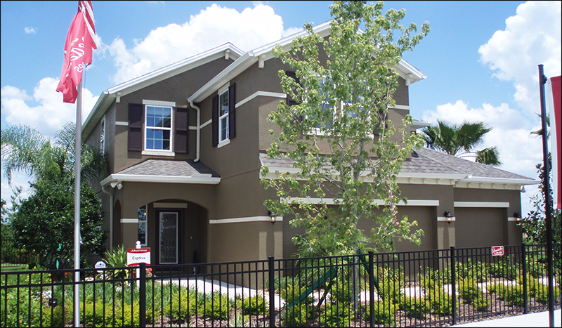 Beazer Homes The Reserve At Pradera Riverview Florida