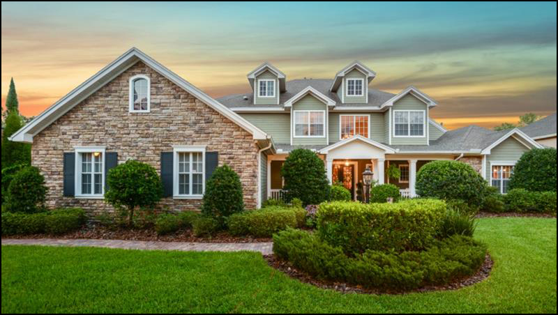Absolutely stunning luxury estate home for sale in the for Fish hawk ranch