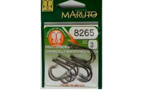Maruto 8265 # 3 Tube fly hook