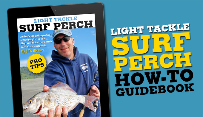 Light Tackle Surf Perch How-to Guide