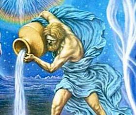 Simbolo dell'Acquario