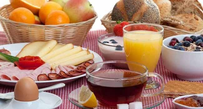 beneficios de un buen desayuno