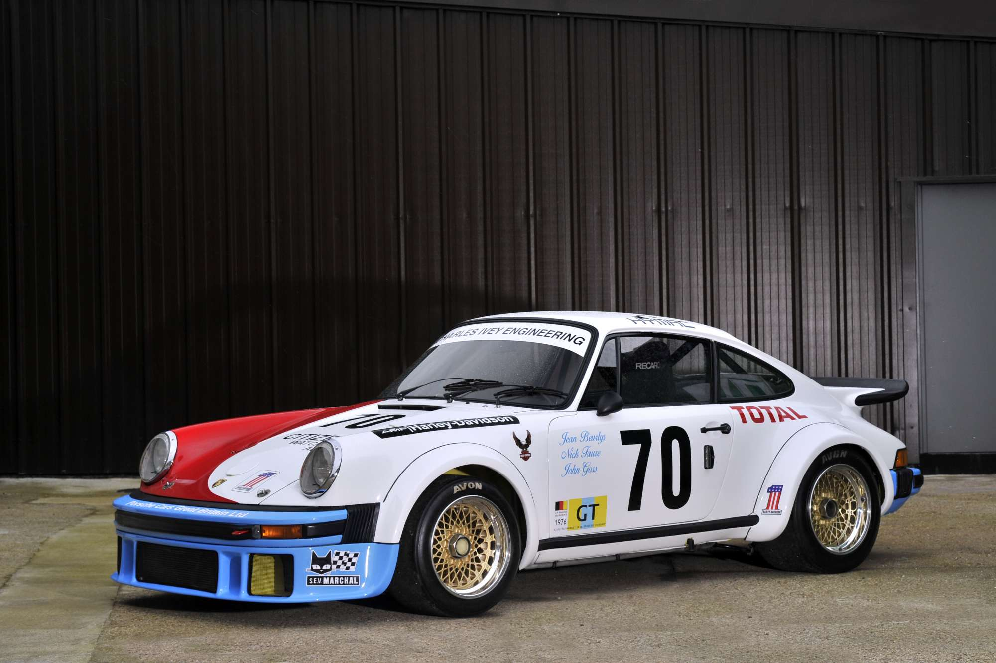 Gt Race Car Wallpaper 1976 Porsche 934 Rsr Turbo Previously Sold Fiskens