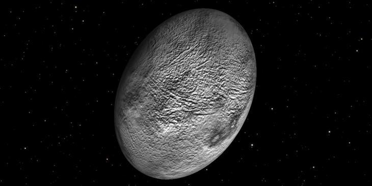 Haumea Dwarf planet Hawaiian Goddess Her meaning in