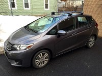 Roof Rack? - Page 7 - Unofficial Honda FIT Forums