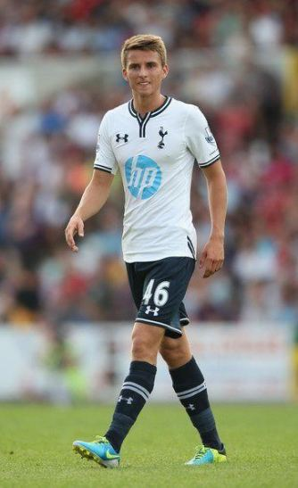 Tom Carroll   Tottenham Footballer image