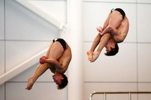 Tom Daley & Dan Goodfellow image