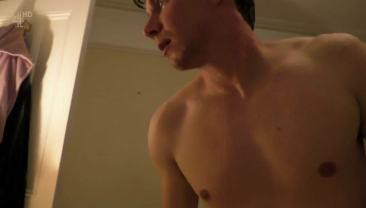 Karl Davies Naked In The People Next Door image