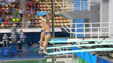 Jack Laugher & Chris Mears Win Gold In Rio image