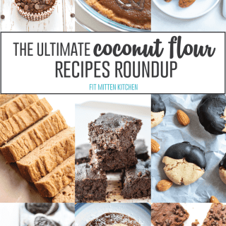 The Ultimate Coconut Flour Recipes Roundup [Fit Mitten Kitchen]