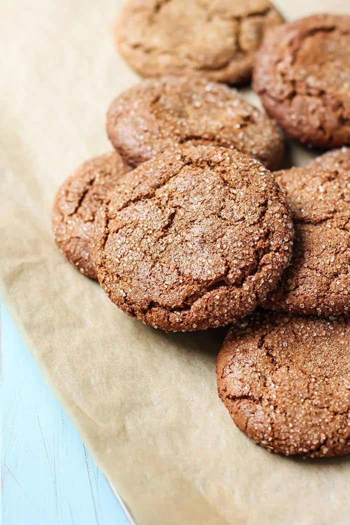 Paleo Spiced Almond Butter Cookies