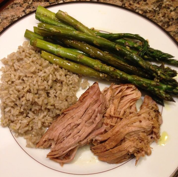 Slow Cooked Pulled Pork - Fit Mom Angela D - Team Beachbody Coach