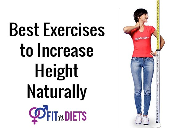 10 Simple Exercises to Increase Height Naturally at Home