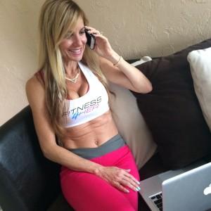 Fitness Phone Consultation