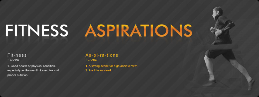 Fitness Aspirations - Personal Training, Fitness  Lifestyle