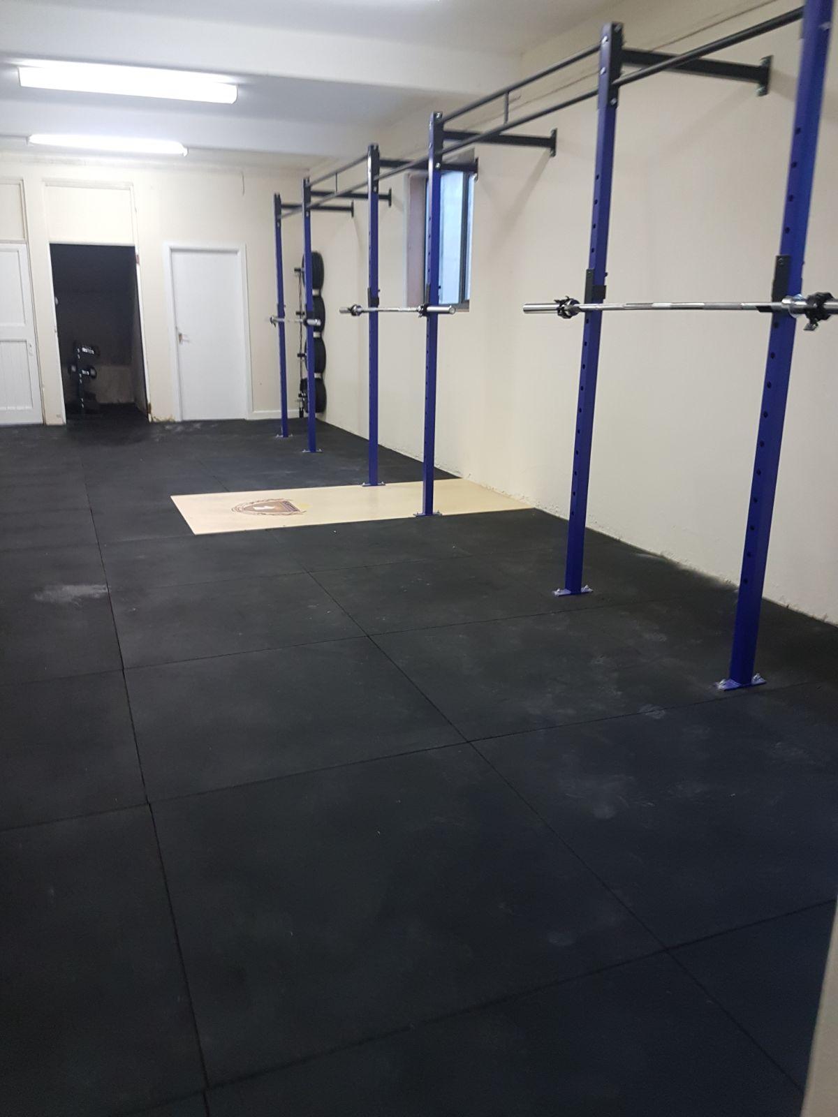 Crossfit Flooring Fitness Equipment Ireland Best For