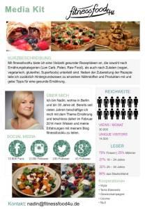 Mediakit fitnessfood4u
