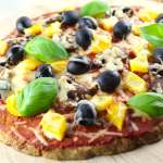 Lowcarb Thunfisch Pizza a la Italia