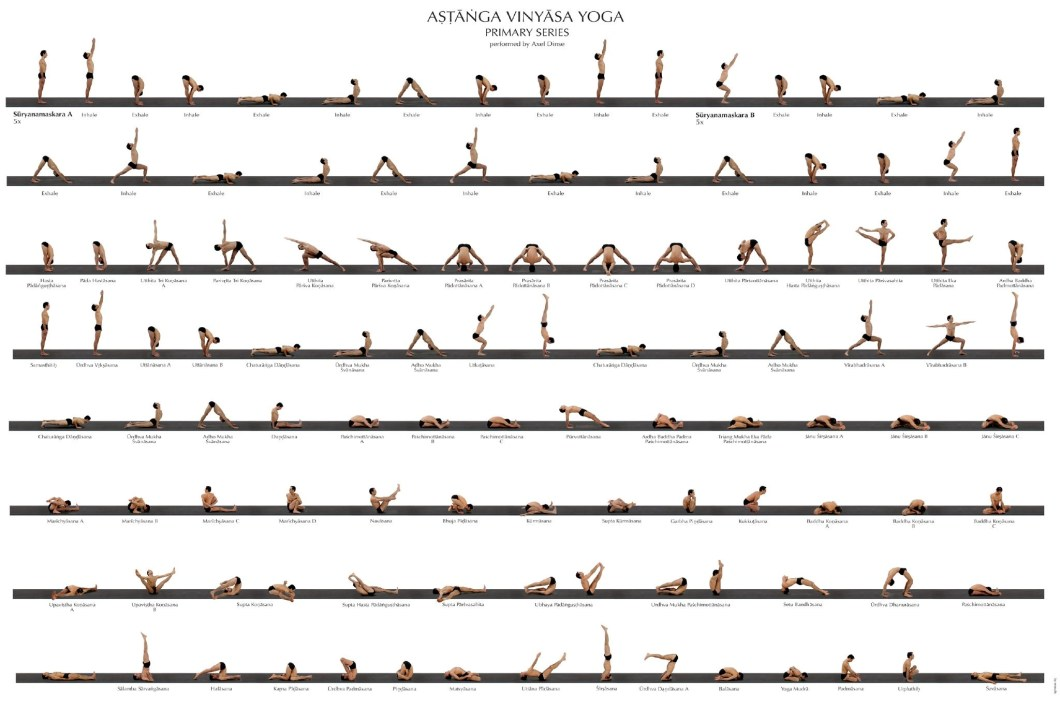 Bikram Yoga Position Chart Spotgymyoga Org