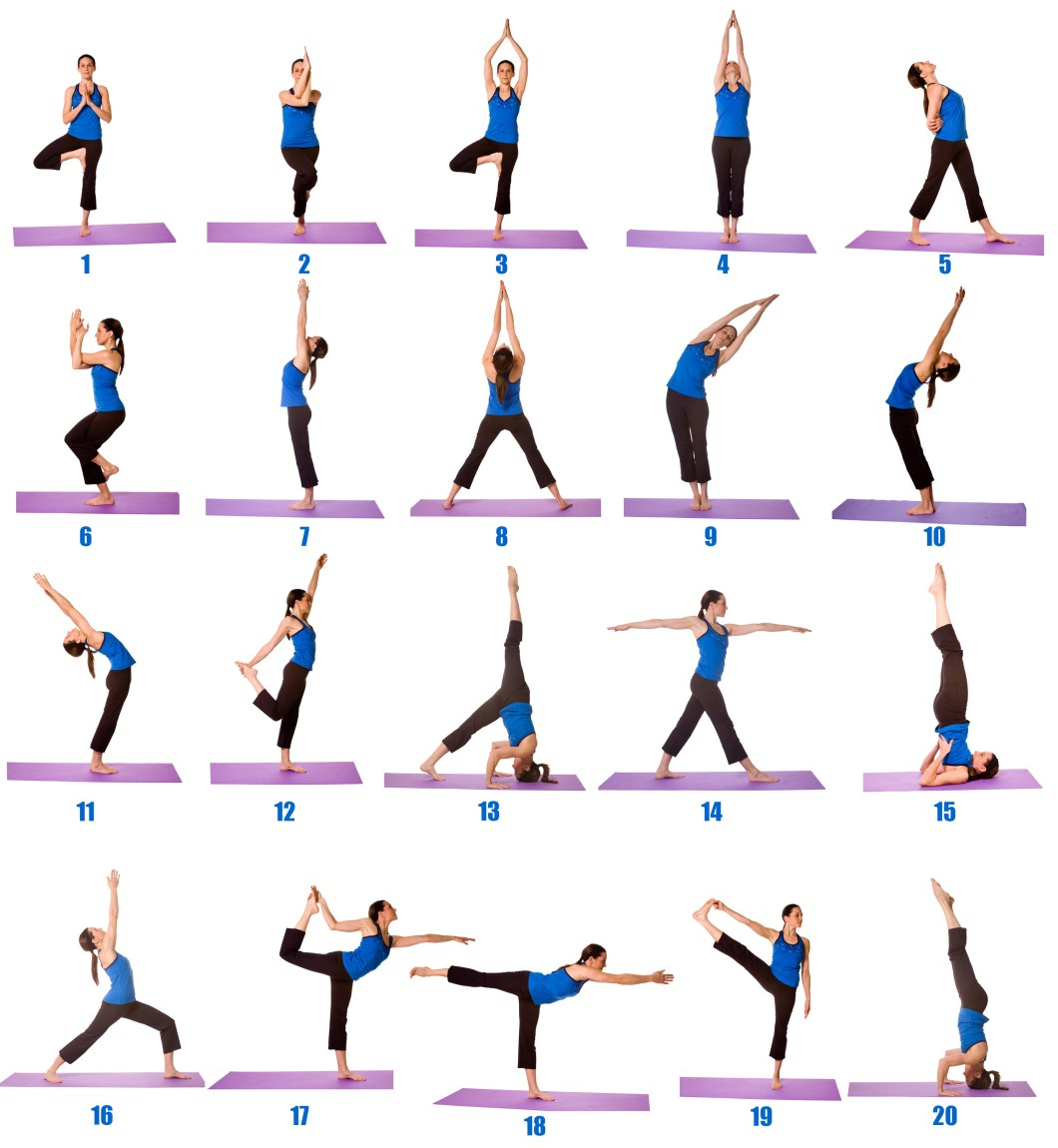 Beginning Yoga Poses For Weight Loss Workout Krtsy