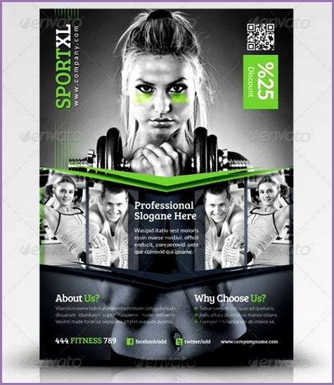 fitness flyers ideas - Roho4senses - fitness flyer
