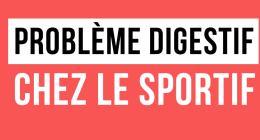 Mal de ventre après le sport – Digestion et sport
