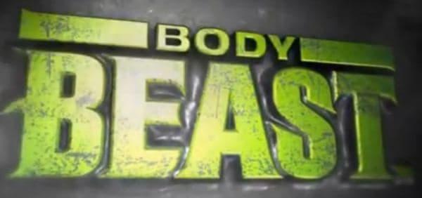 BODY BEAST Workout Schedule - Downloadable Workout Calendar - beast workout sheet