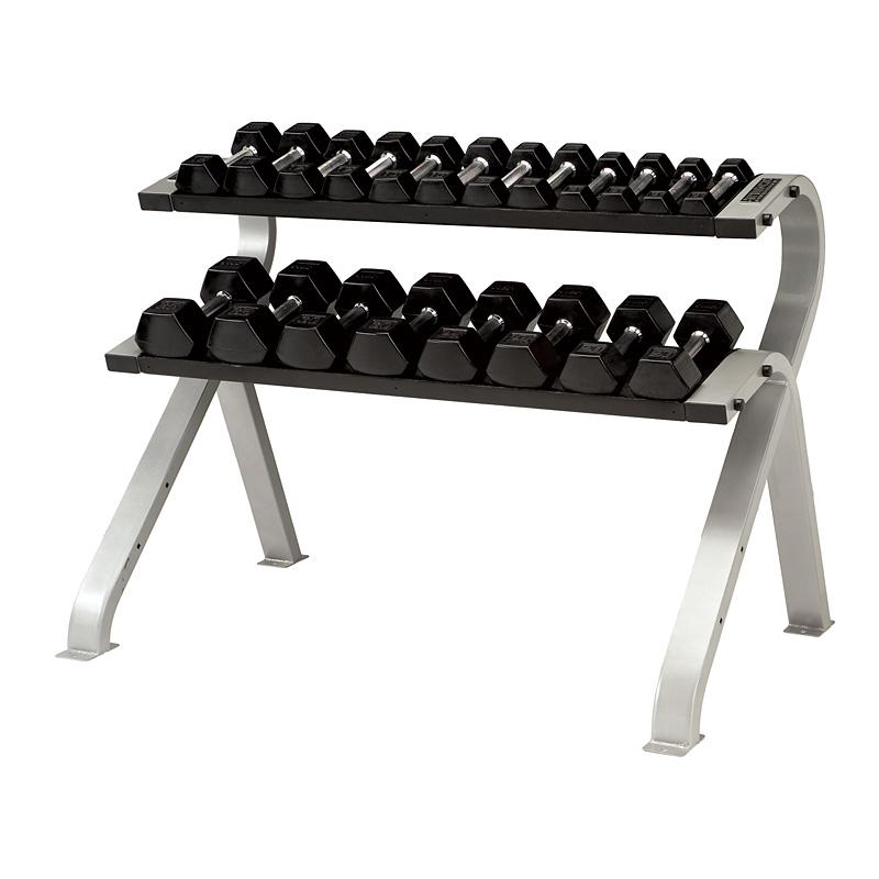 Fitnesszone Tko Plate Trees Tko Dumbbell Racks