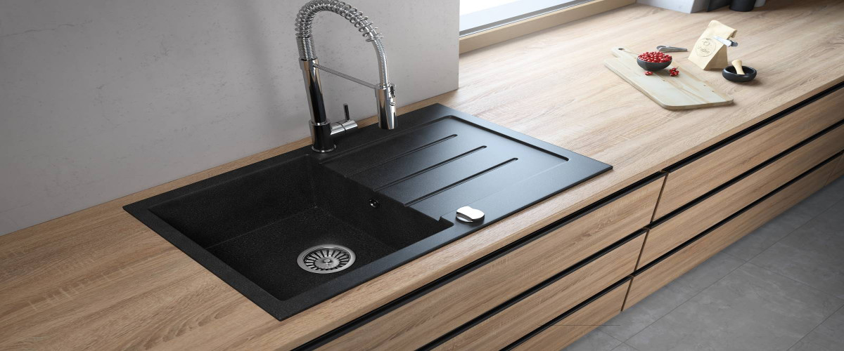 Kitchen Sinks Fitted Doors