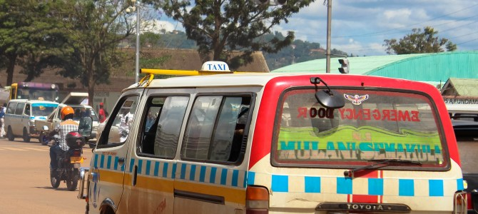 How to Get Around in East Africa – Part Two