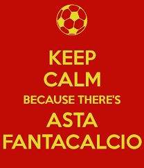 keep calm asta fantacalcio