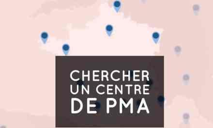 Liste et recherche des centres francais de PMA