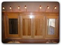 Book Of Bathroom Lighting Above Medicine Cabinet In Spain ...