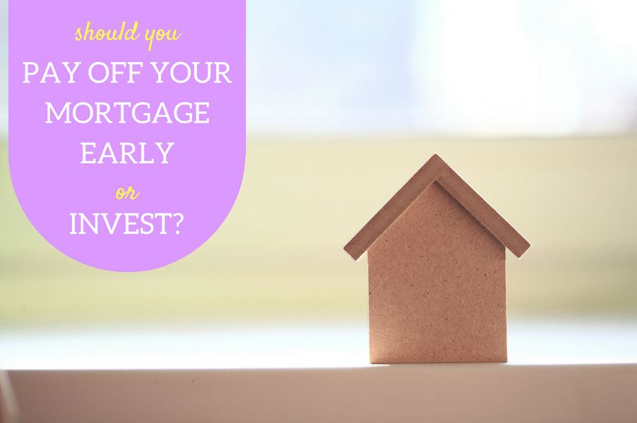Paying Off Mortgage Early Pay Off Mortgage or Invest FCN