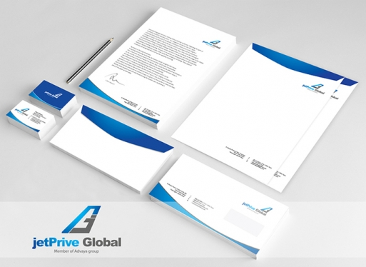 Design a clean, modern logo with 3 concepts + Business Card + - letterhead and envelope design