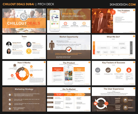 Design a PROFESSIONAL 12 slide Powerpoint presentation PPT for £50 - professional powerpoint