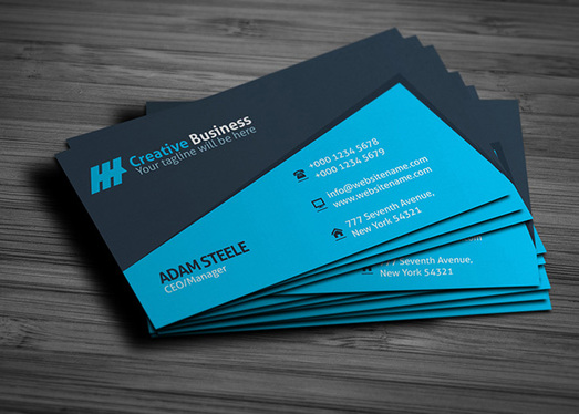 Design a stunning and beautiful business card for £5  codexmart