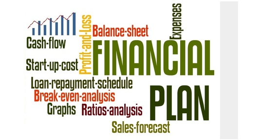 Create customisable Business Financial Projections Template for £5