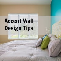 Accent Wall Design Tips