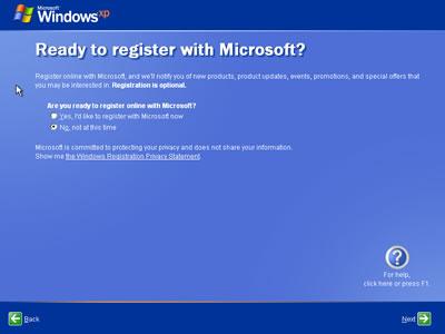Windows Xp install - windows repair install