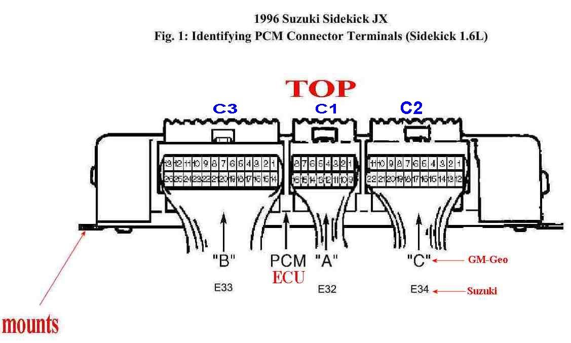 Suzuki Wiring Color Codes Schematic Diagram Electronic Schematic