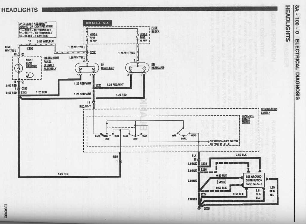 schematics to run engine
