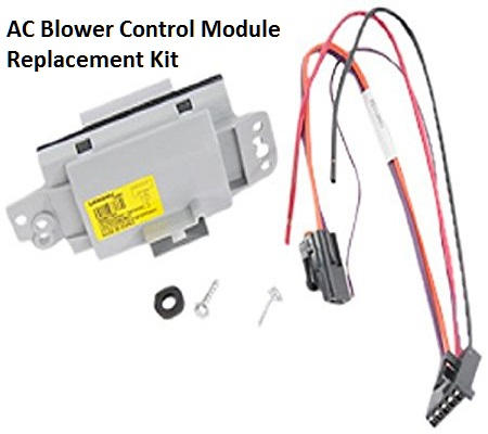 Chevrolet AC Blower Control Problems Solved at FixMyOldRide